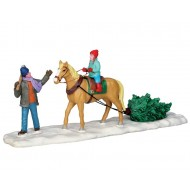 Christmas on Horseback