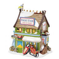 Frost Fair Sled Rental