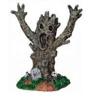 Spooky trees Monster