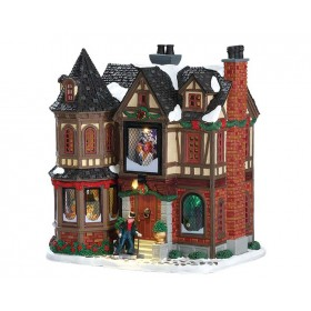SCROOGE'S MANOR, WITH 4.5V ADAPTOR