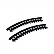 2 Pc Curved Track for Christmas Express