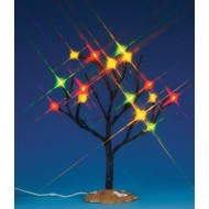 Lighted Winter Maple Tree, 6 inch