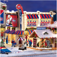 Montreal Canadiens Diner