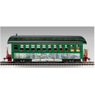 Thomas Kinkade Christmas Express Passenger Car