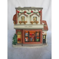 Kringle's Toy Shop