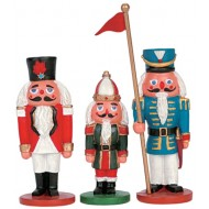 Nutcrackers, Set of 3
