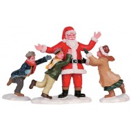 """Father Christmas!"", Set of 3"