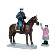 Mounted Policeman, Set of 2