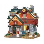Antler Peak Cabin, On Sale, Was $47