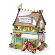 Frost Fair Sled Rental WAS $102 - NOW 50% Off