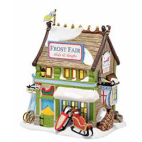 Frost Fair Sled Rental WAS $102 - NOW $52