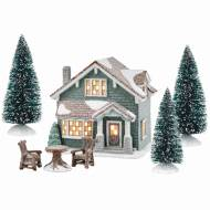 Powderhorn House, Set of 7