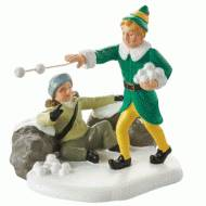 Snowball Fight, Elf