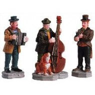 Streetside Trio, Set Of 3