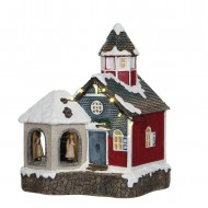 Saint Lucia Church, Animated, Adapter 1095288 Ready
