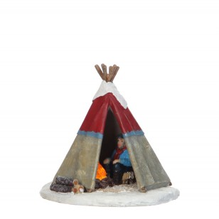 Tipi, Battery Operated