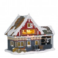 Cheese Farm, Animated, Battery Operated, Adapter Ready