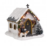 Priest chapel battery operated -