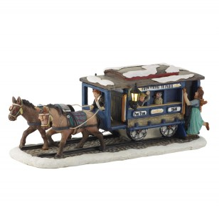 Horse Tram, Battery Operated
