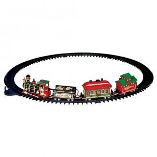 YULETIDE EXPRESS, Set of 16 Was $64.99 Now