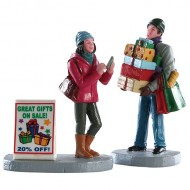 SHOPPING TEAMWORK, SET OF 2