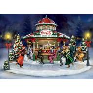 Coca-Cola Victorian Holiday, Compare at $199.99