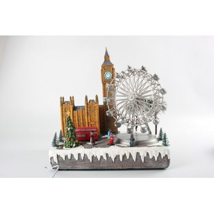 London at Christmas, On SALE was $99.99