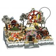 Country Christmas Fair, Multiple Animation, Music