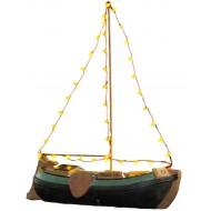 Sneek - Snekerpan Skutsje - Boat, B.O.