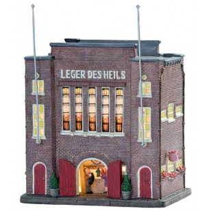 Harlingen - Leger des Heils (Salvation Army), B.O.