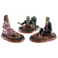DEADLY CONVERSATION, SET OF 3