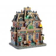 HAUNTED MUSEUM, WITH 4.5V ADAPTOR (AA)