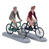 BIKE RIDE DATE, SET OF 2