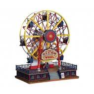 THE GIANT WHEEL, WITH 4.5V ADAPTOR