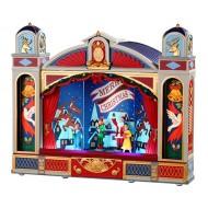 CHRISTMAS BALLET, WITH 4.5V ADAPTOR