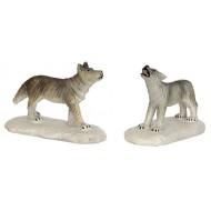 Wolves Set of 2