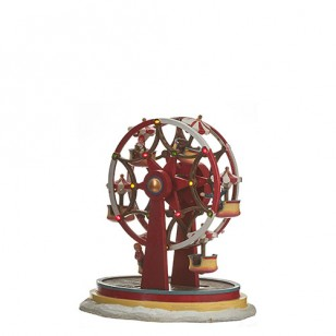 Fairground Childrens Ferris Wheel, B.O., Adapter Ready