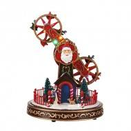 Fairground Speedy Windmill, Animated, Music, B.O., was $69.99