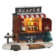 Cafe Stall, Battery Operated