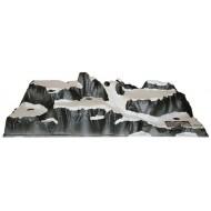 MOUNTAIN VILLAGE  Base  L120 x W40 x H30cm