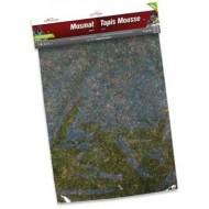 MOSS MAT GREEN 70x50CM