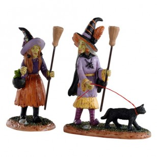 WITCHES NIGHT OUT, SET OF 2