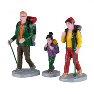 FAMILY TREK, SET OF 3