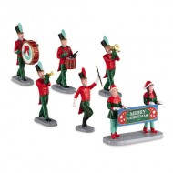 CHRISTMAS ON PARADE, SET OF 6