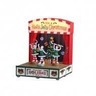CHRISTMAS BELLE'S HOILDAY RECITAL, B/O (4.5V)
