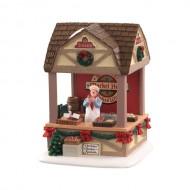 CHRISTMAS MARKET BRATWURST, B/O (3V), Bulk Packaged - No Box