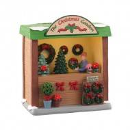 THE CHRISTMAS GARDEN, B/O (3V), Bulk Packaged - No Outer Box