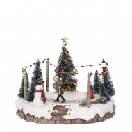 Christmas Ice Fun, BO, Adapter 1095288 Ready, H20.5cm