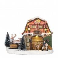 Reindeer Ranch, Adapter 1095287 Ready, h16cm