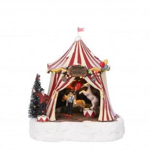 Winter Circus, BO, Adapter 1095288 Ready, h27.5cm